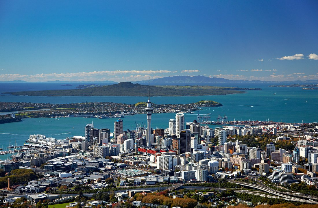 Auckland New Zealand Vision